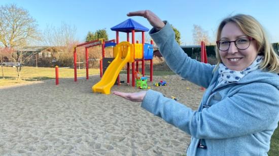 Spielplatz Wittenförden