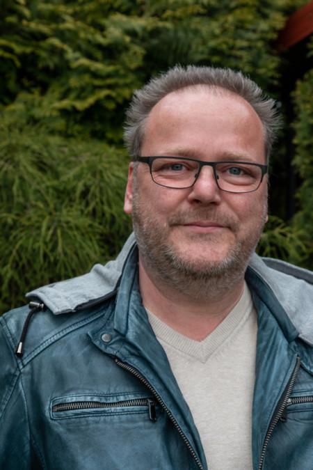 Portrait von Thomas Gresens