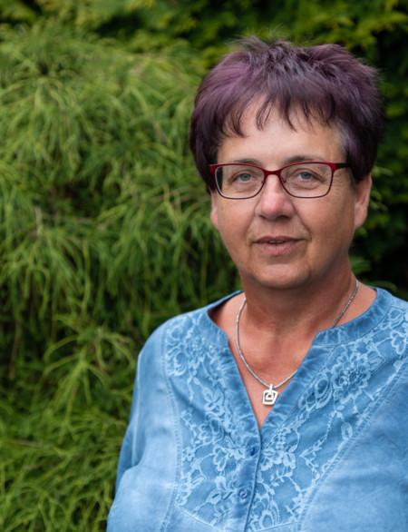 Portrait der Warsower Bürgermeisterin Renate Lambrecht