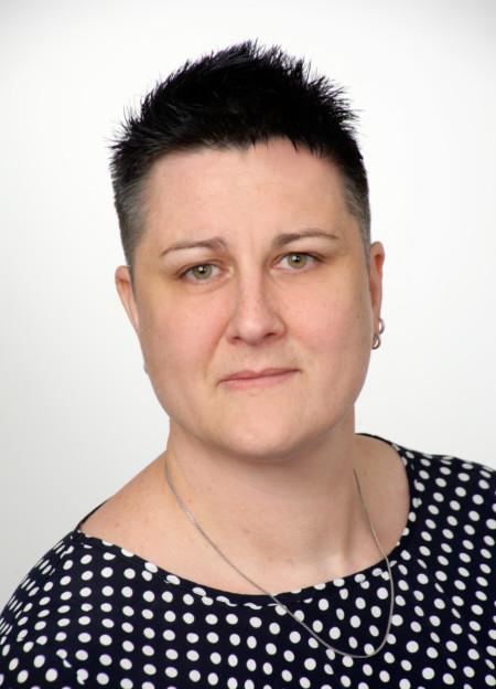 Portrait der Gemeindevertreterin Yvonne Bergmann