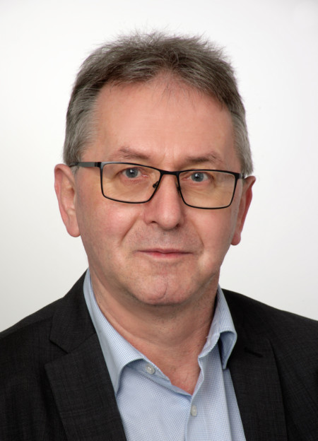 Portrait des Gemeindevertreters Wilfried Möller