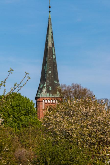Dorfkirche in der Gemeinde Pampow